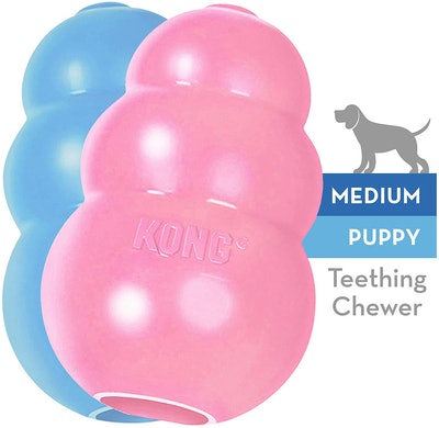 KONG Puppy Durable Rubber Chew