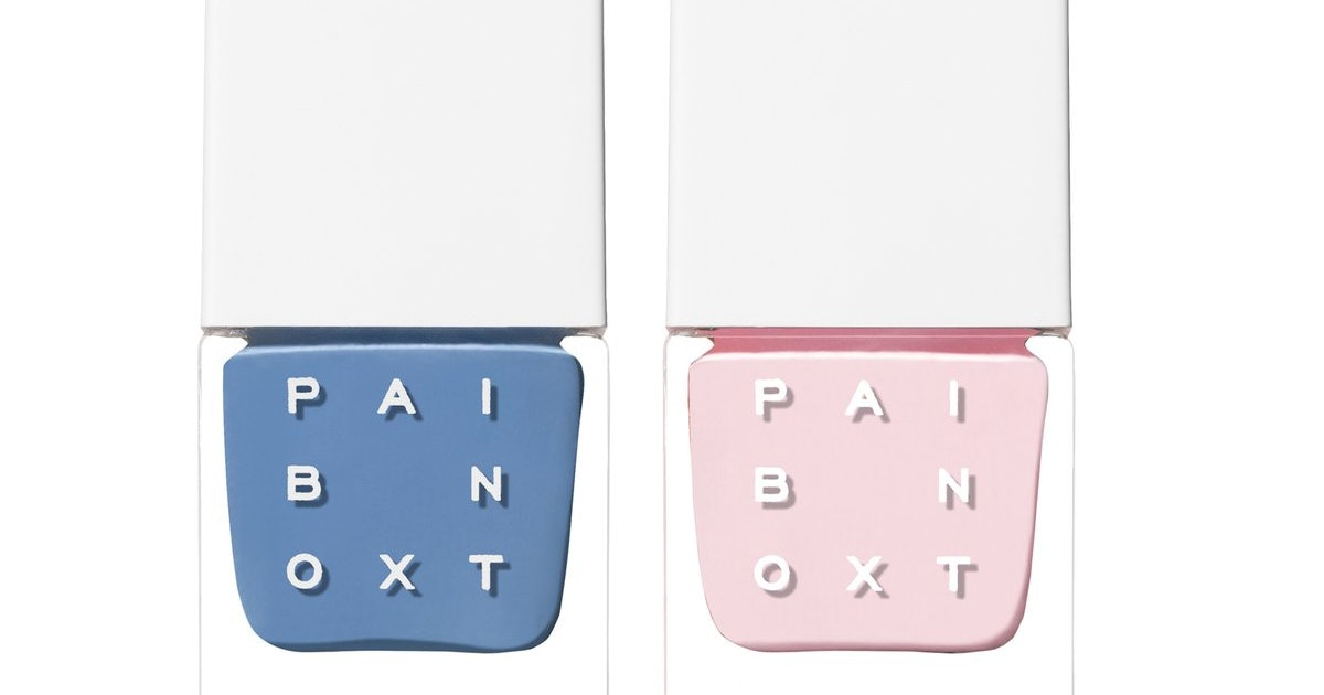 Paintbox's Fall/Winter Nail Polish Duo Is Definitely Not What You're Expecting