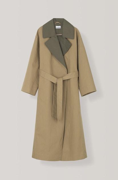 Double Cotton Coat