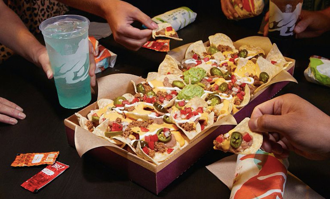 Taco Bell S Nacho Party Packs Are Testing Cost Less Than 10