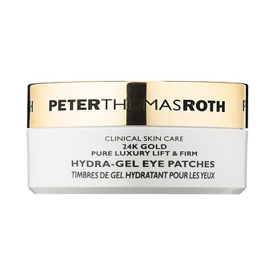 Peter Thomas Roth 24K Gold Pure Luxury Lift & Firm Hydra-Gel Eye Patches, 60 Ct