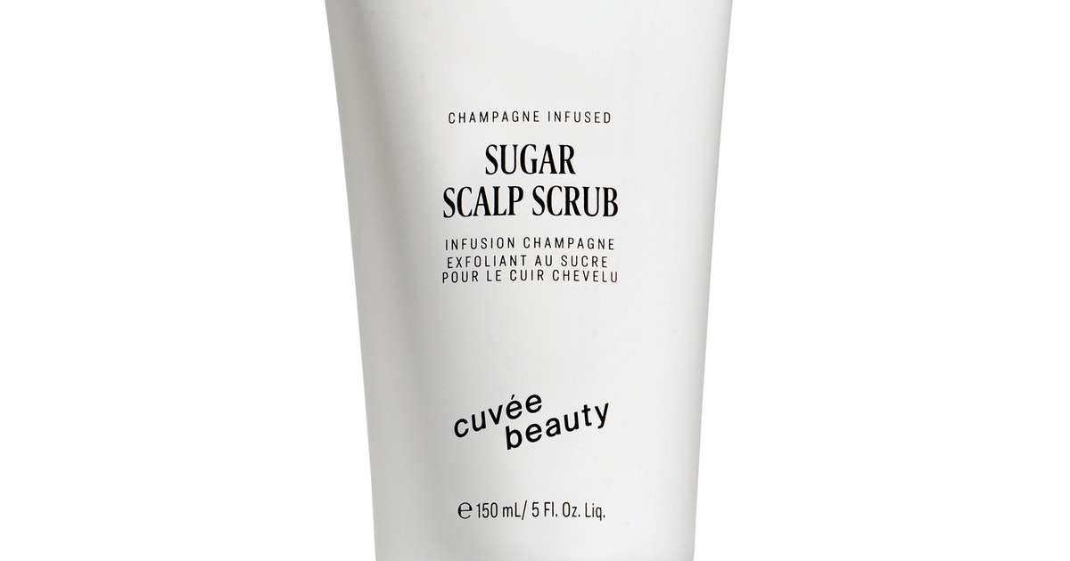 Cuvee Beauty's New Sugar Scalp Scrub Doesn't Use Salt — Here's Why