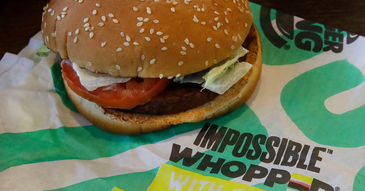 Are the Impossible Burger and other plant-based 'meats' actually healthy?