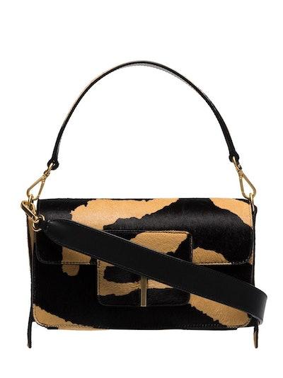 Georgia Zebra-Print Bag