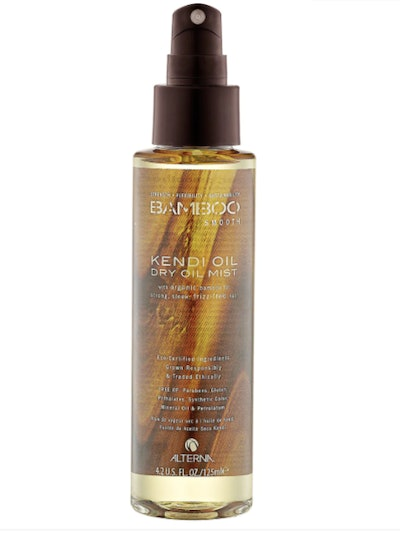 Bamboo Smooth Kendi Oil Dry Oil Mist