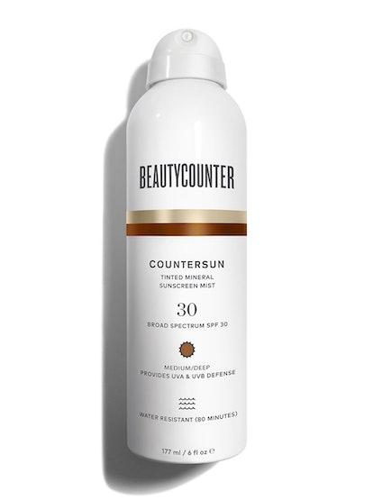 Countersun Tinted Mineral Sunscreen Mist SPF 30