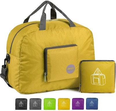 WANDF 20L Foldable Duffel Bag