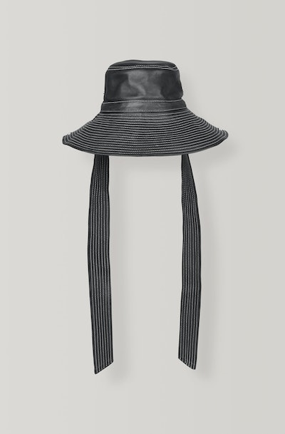 Lamb Leather Accessories Hat