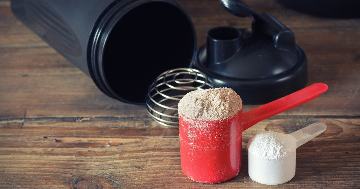 Does collagen powder actually do anything for your muscles, hair, or skin?
