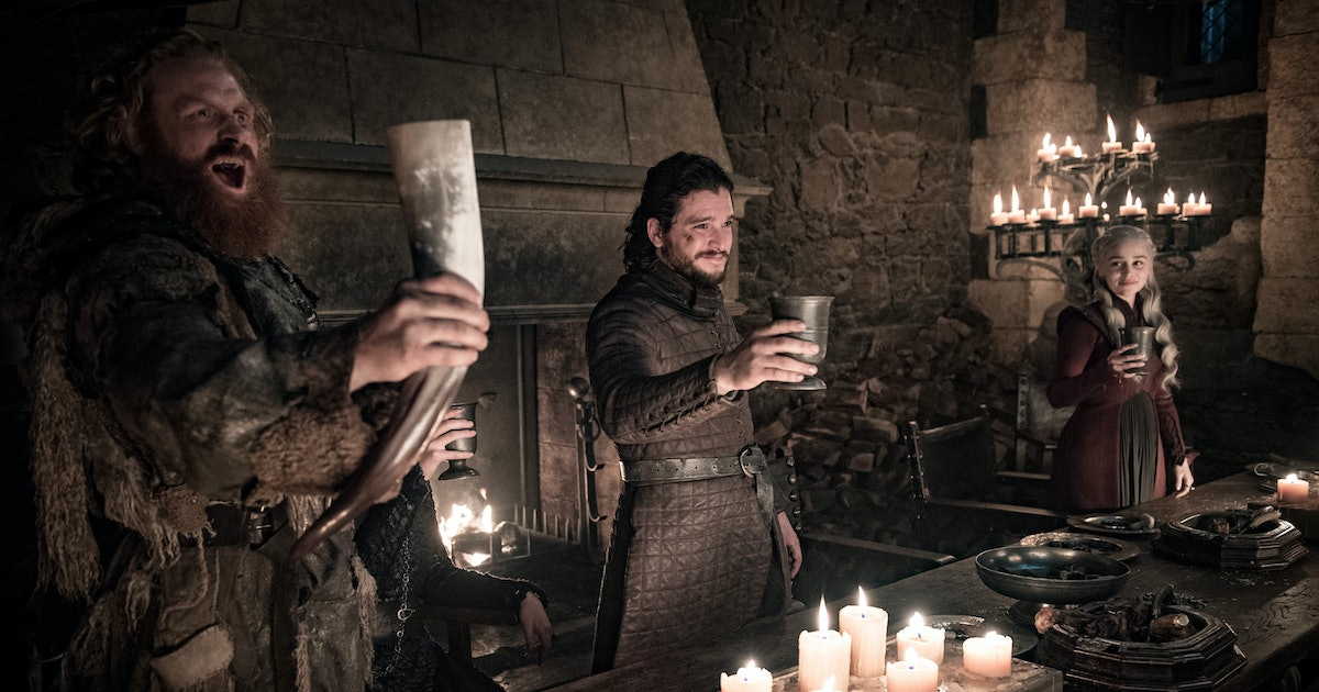 How Many Emmy Nominations Does 'Game Of Thrones' Have? It's A Big Year For The Show