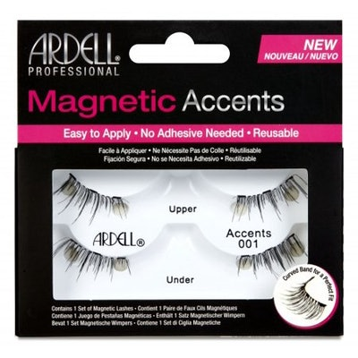 Ardell Accents Magnetic Lash, 001