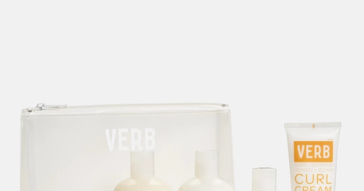 Verb's New Curl Collection Launches Oct. 10 — Here's Why It's Worth The Wait