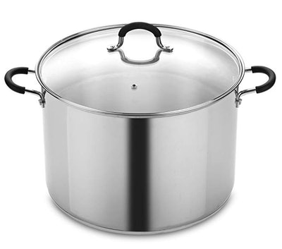 Cook N Home Stainless Steel Stockpot, 20 Quarts