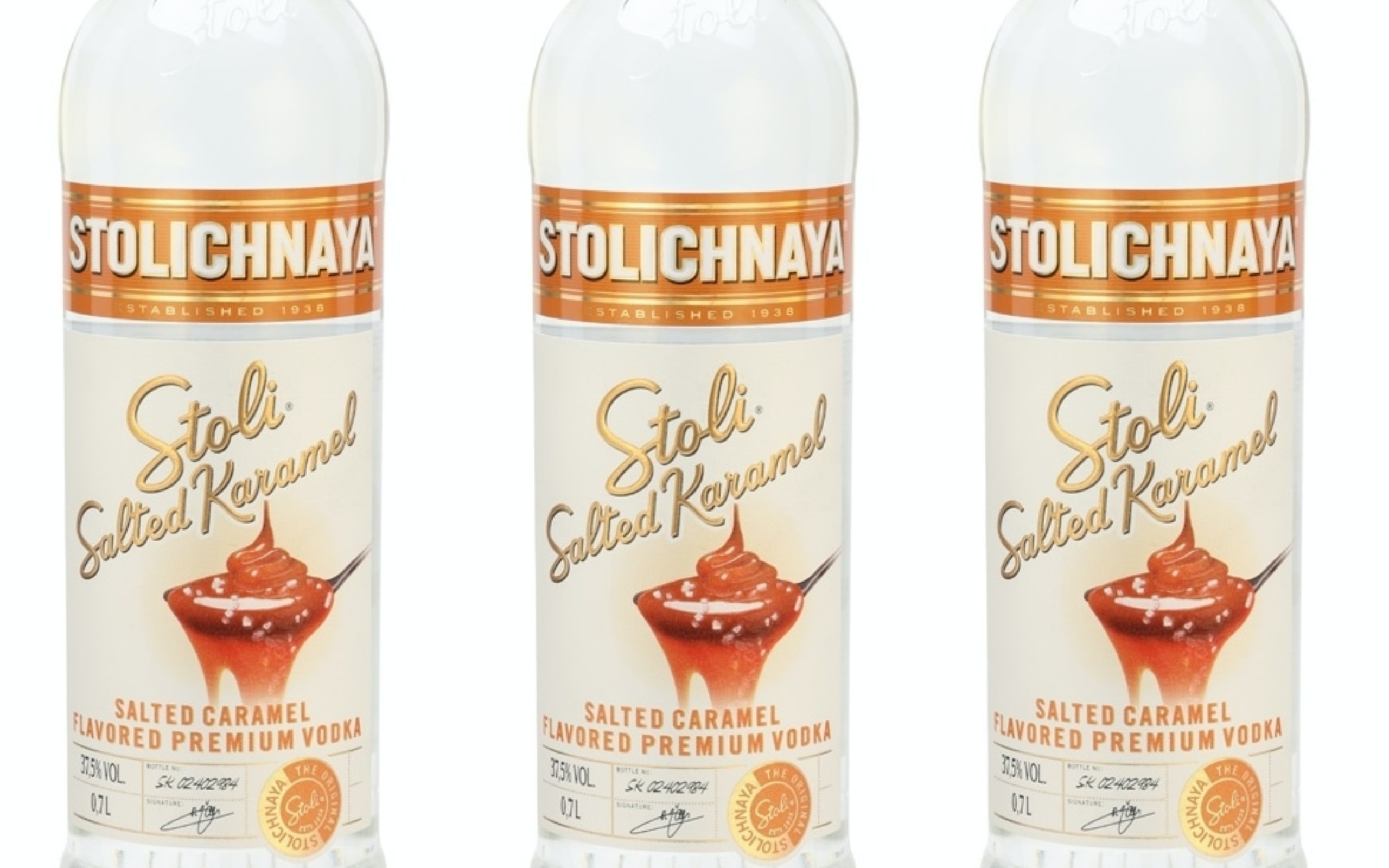 Stolichnaya Salted Caramel Vodka Is Here To Up Your Fall Drinks