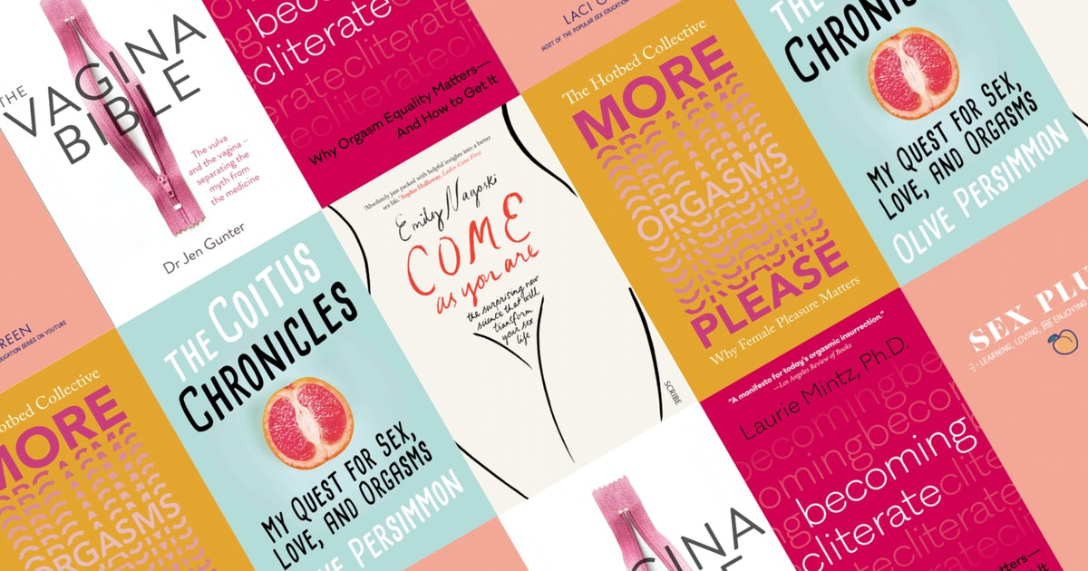 7 Best Books On Sexual Health, Because Knowing Your Body Is So Important