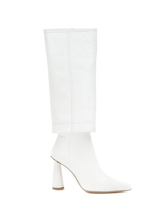 Les Bottes Pantalon Leather Boots