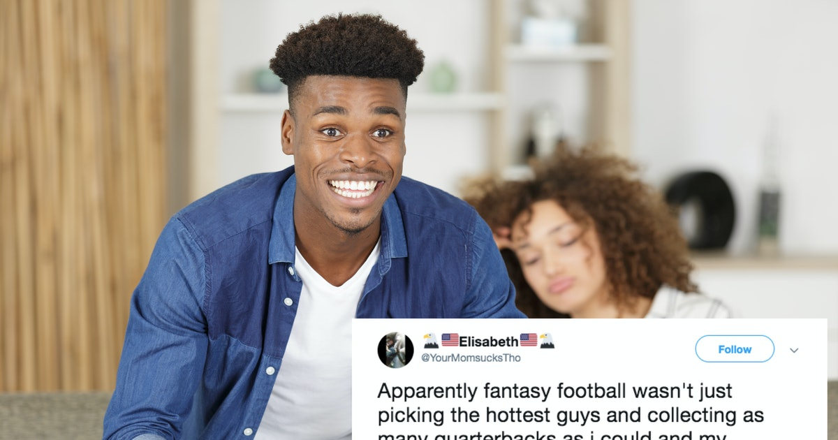 18 Fantasy Football Husband Tweets For The Suffering Partners