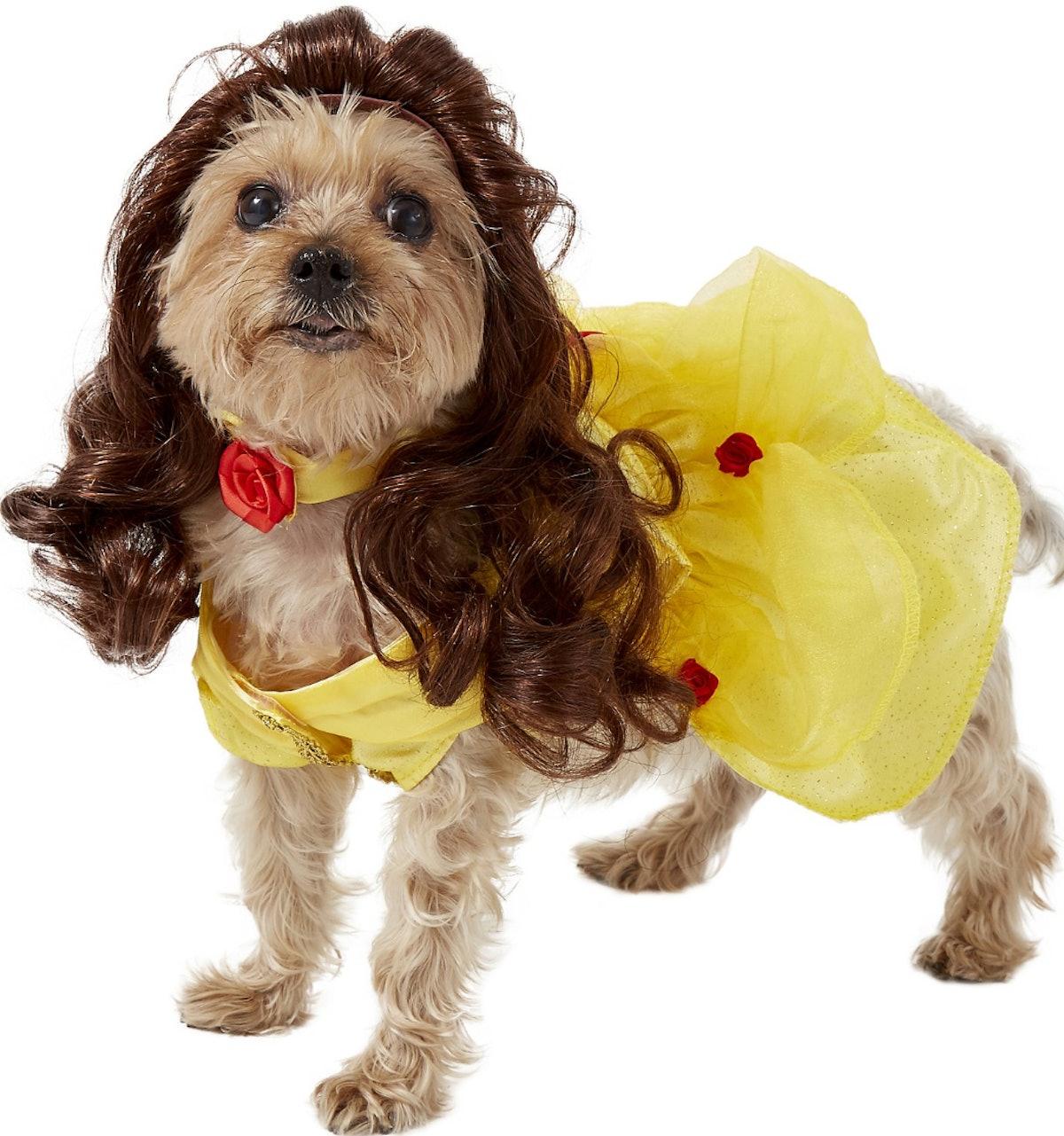 Rubie's Costume Company Belle Disney Princess Dog & Cat Costume