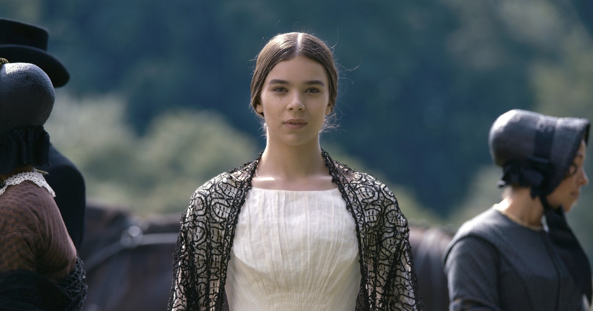 The 'Dickinson' Trailer Features Hailee Steinfeld's New Song — VIDEO
