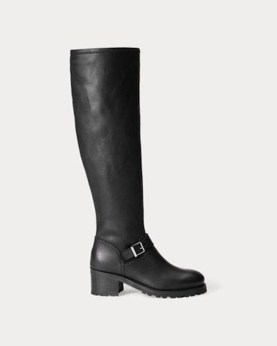 Patsie Leather Boot
