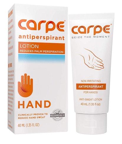 Carpe Antiperspirant Hand Lotion (2-Pack)