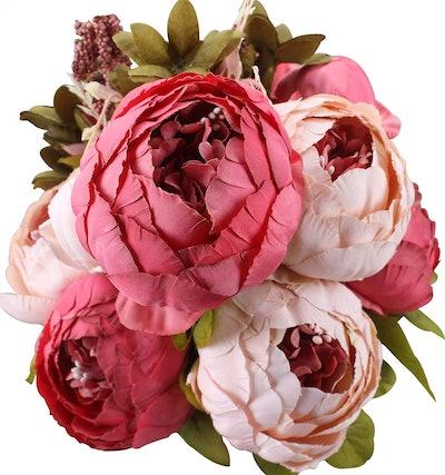 Duovlo Fake Flowers