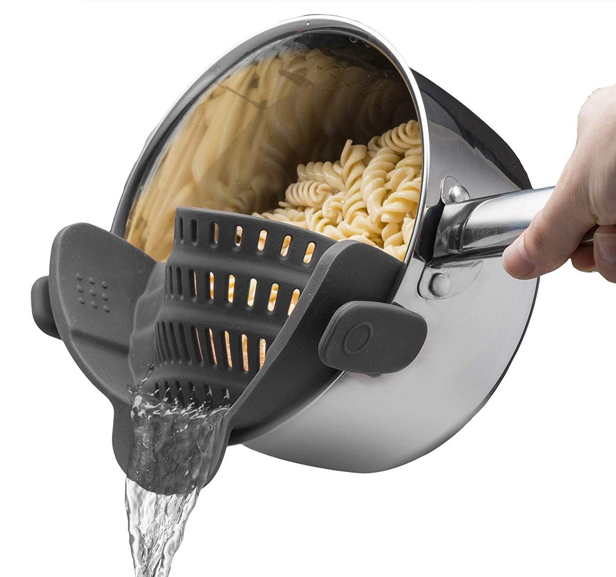 Kitchen Gizmo Snap N'Strain Strainer