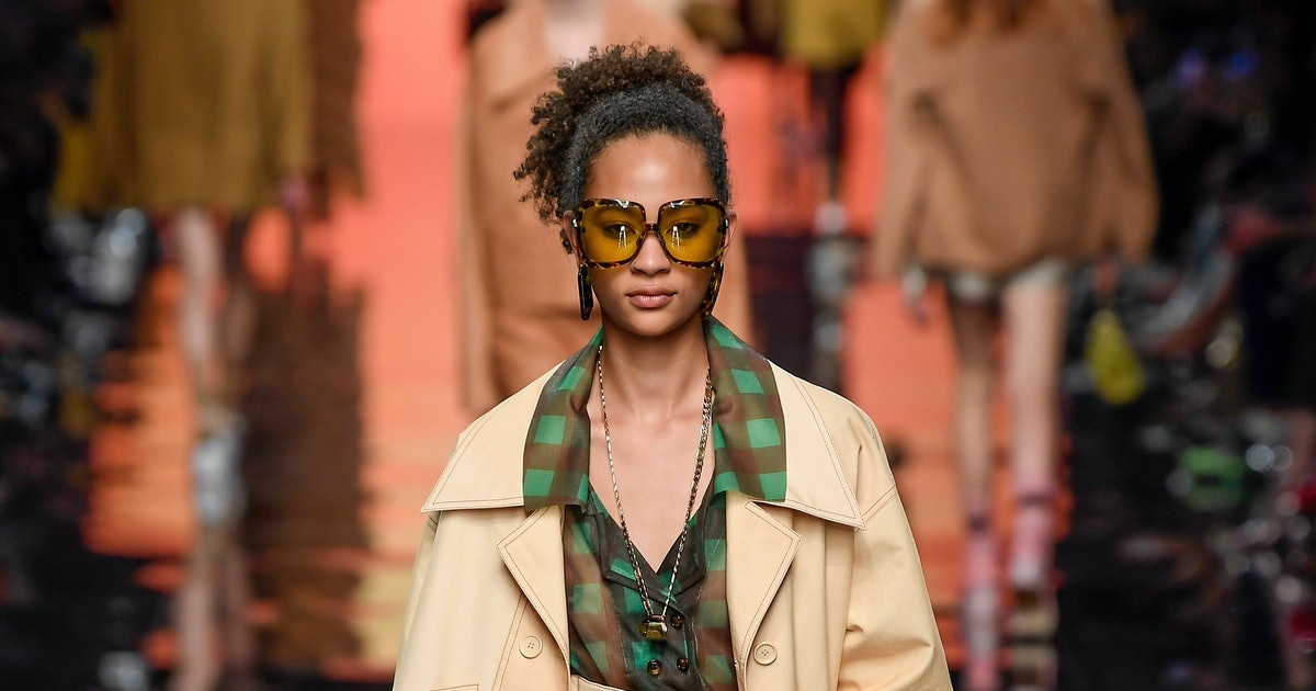 Fendi's Spring/Summer 2020 Runway Show Marks A New Chapter — & Things Are Looking Sunny
