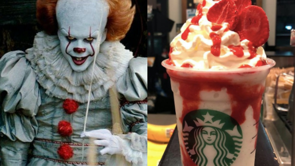 How To Order The It Frappuccino At Starbucks