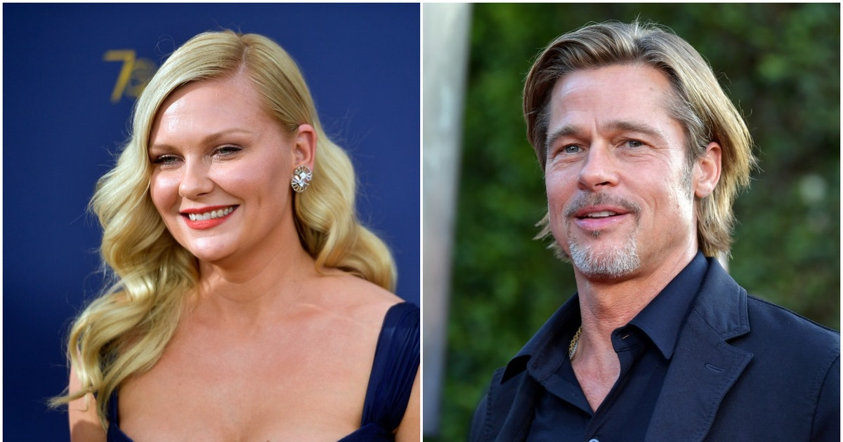 Kirsten Dunst's First Kiss Wasn't With Brad Pitt & My Life Is A Lie