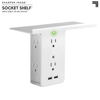 Allstar Innovations Socket Shelf