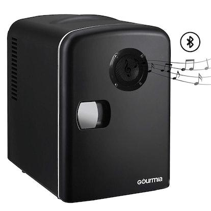 Gourmia Mini Fridge/Cooler/Warmer With Speaker