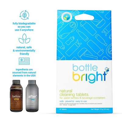 BOTTLE BRIGHT Cleaning Tablets