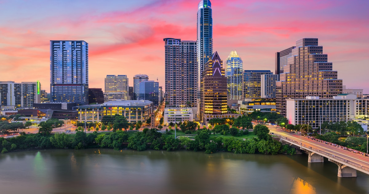 How To Make The Most Of Your Work Trip Downtime In Austin, Texas