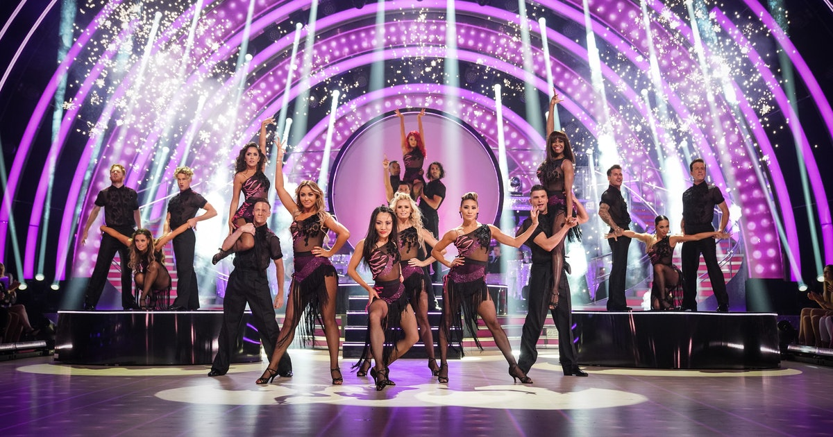 How To Get Tickets To 'Strictly Come Dancing's Live Shows & See The Dancers IRL