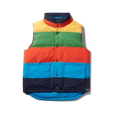 The Simon Reversible Vest