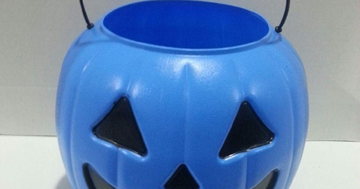 What Does A Blue Pumpkin Mean? You Might Spot Some This Halloween