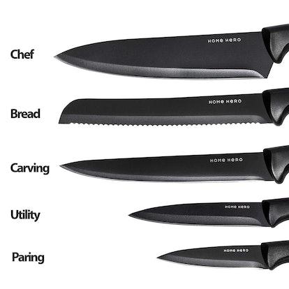 Home Hero Chef Knife Set