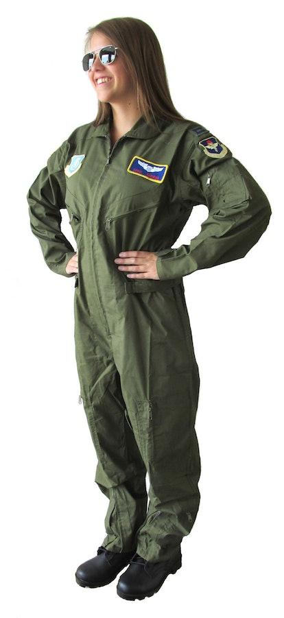 Carol Danvers Air Force Costume