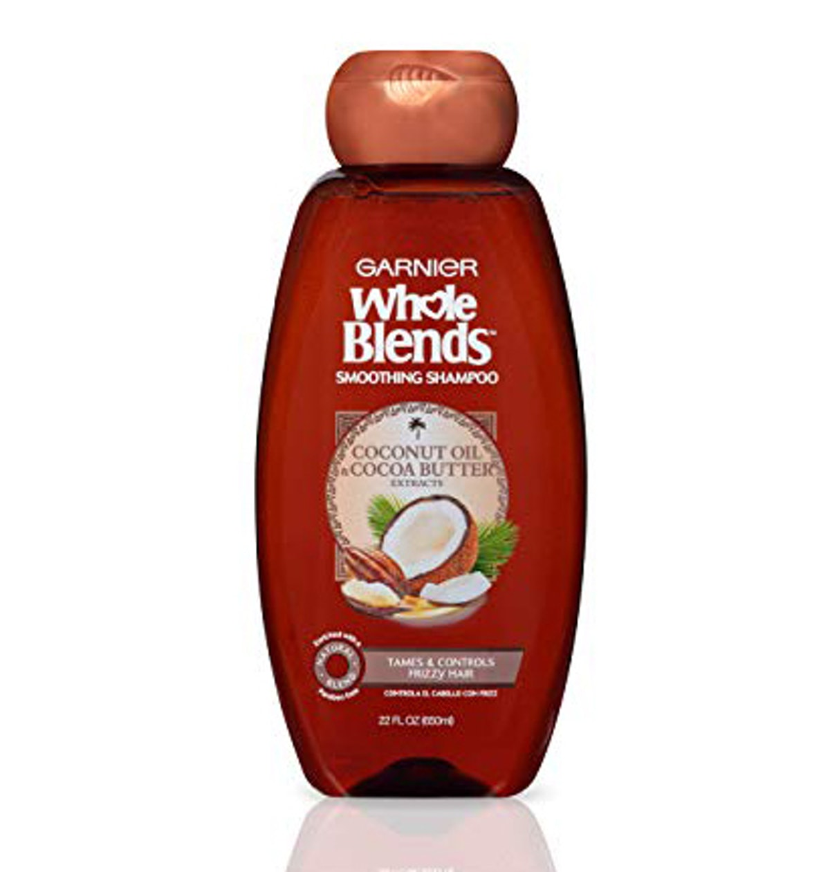 Garnier Whole Blends Smoothing Shampoo