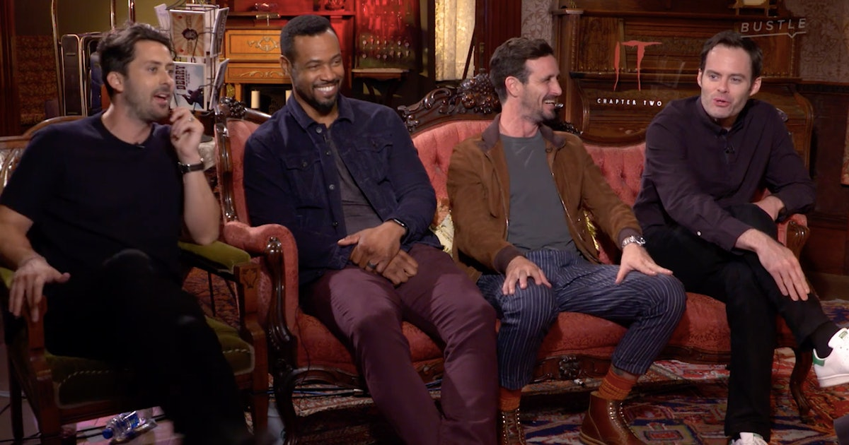 The 'It Chapter Two' Cast Test Their Knowledge Of Classic Horror Movie Trivia