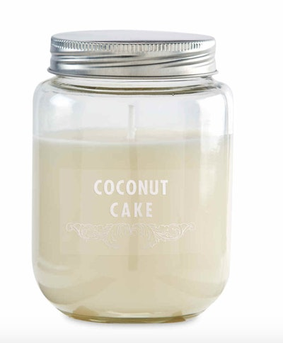 Coconut Cake Flavoured Candle