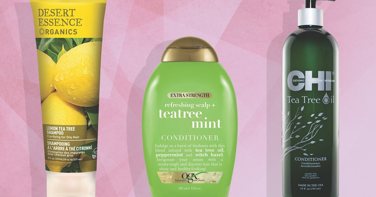 The 5 Best Shampoos & Conditioners For Oily Hair