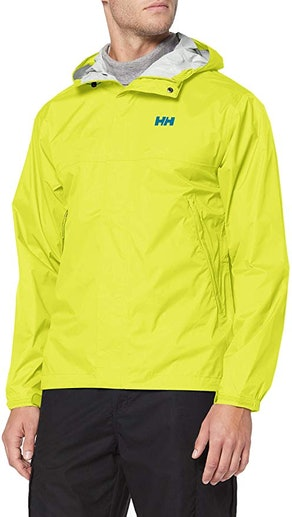 Helly Hansen Loke Hiking Rain Jacket With Hood