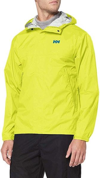 Helly Hansen Loke Hiking Rain Jacket With Hood