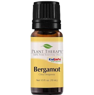 Plant Therapy Bergamot Essential Oil (10 mL)