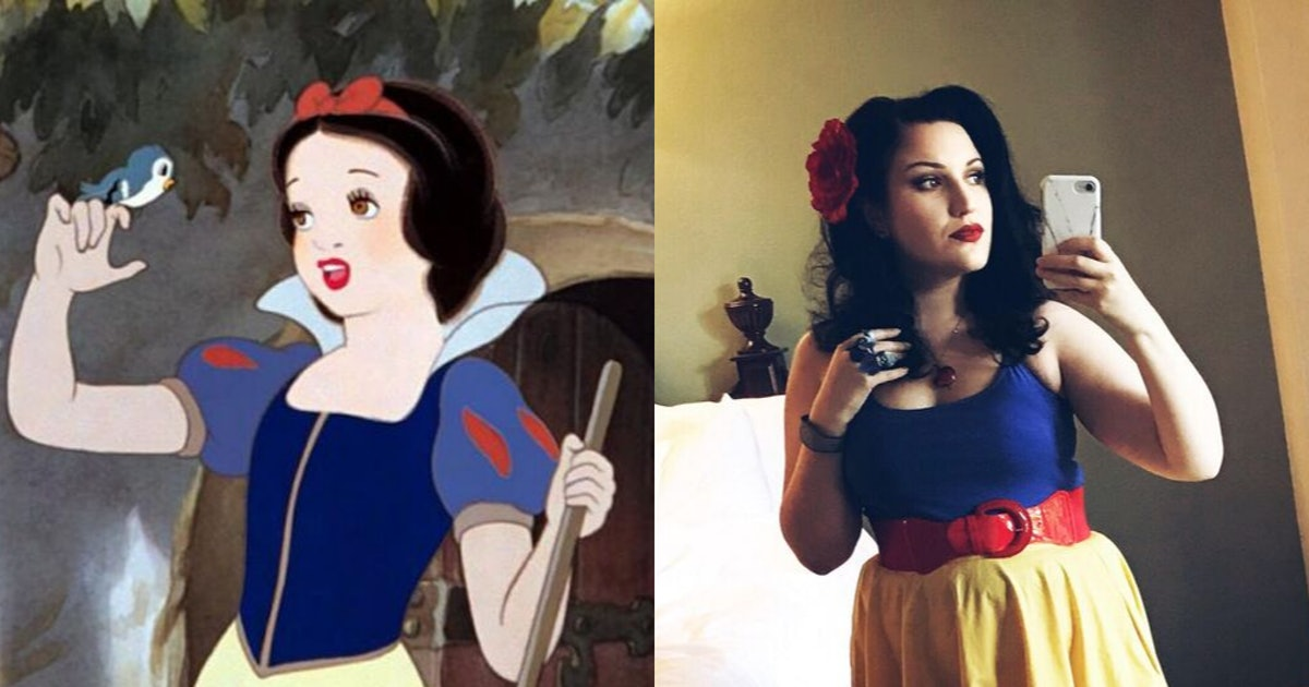 How To Dress Like A Disney Princess This Halloween, According To Real Disneybounders