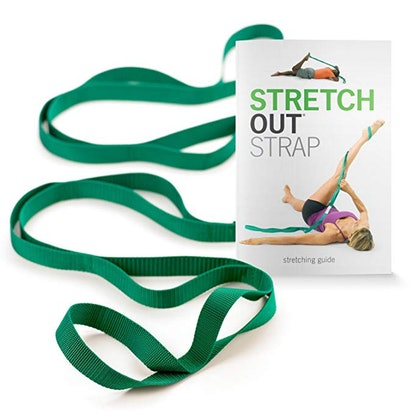 The Original Stretch Out Strap with Exercise Book