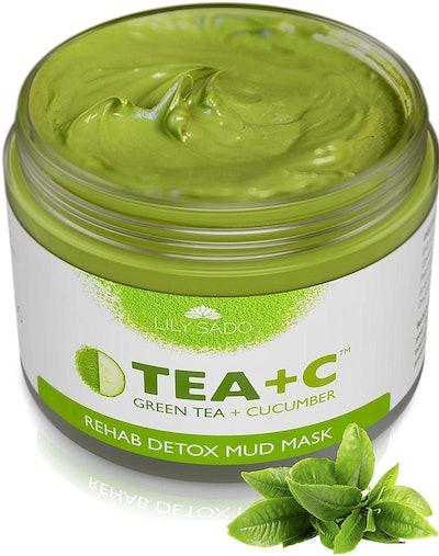 LILY SADO Green Tea Mask