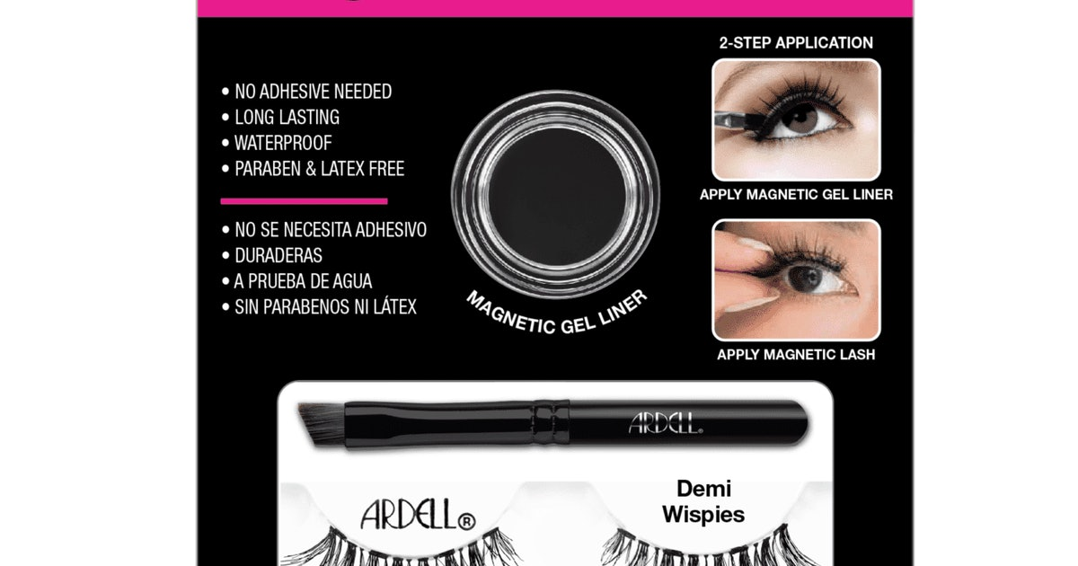 This Ardell Magnetic Eyeliner & Lashes Review Changed My Mind About Magnetic Lashes